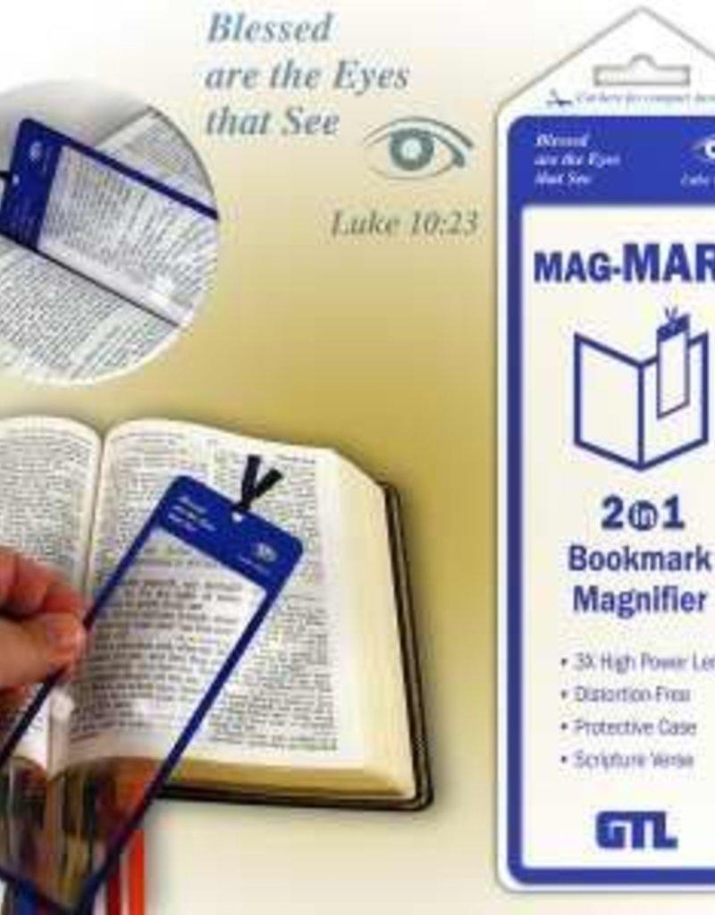 GTL Magnifier Mark Bookmark Magnifier