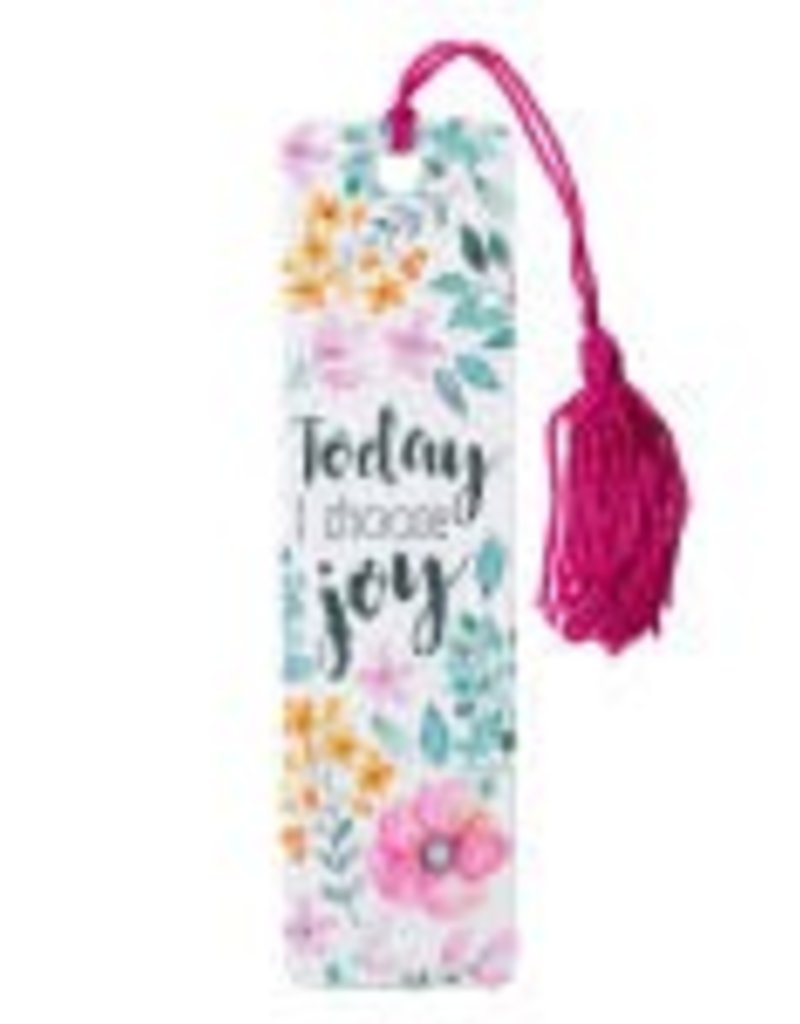 Bookmark Today I Choose Joy