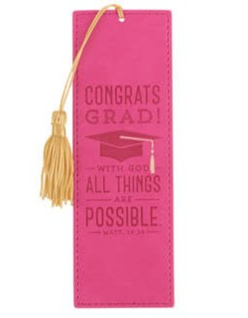 Pagemaker Congrats Grad All Things are Possible