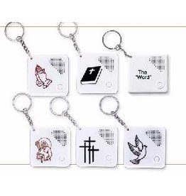 Hotline to God Key Chain - 23rd Psalm-Good Shepherd Audio Keychain