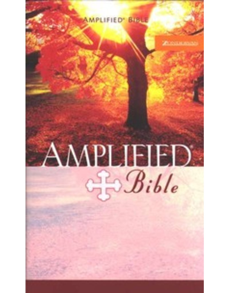 Amplified Bible, Mass paperback