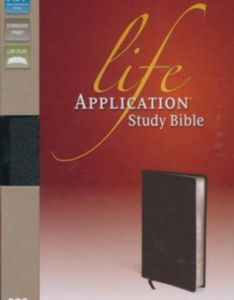 NIV-New International Version Essentials Study Bible