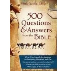 500 Questions and Answers from the Bible