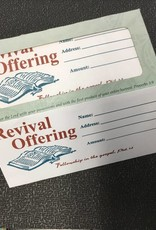 B & H Publishing Offering Envelopes Revival