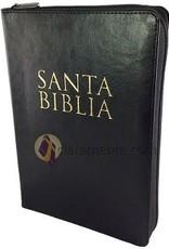 BIBLIA REINA VALERA 1960 LETRA GRANDE 12 PUNTOS CON CIERRE IMI* NEGRO CON INDICE