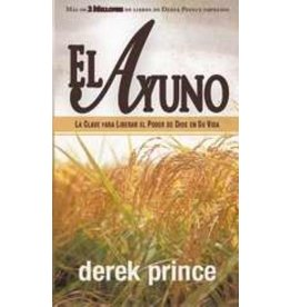 Whitaker House Span - Fasting (Prince) El Ayuno 9781603742535