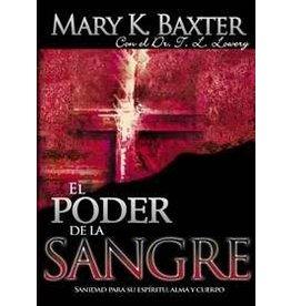 Whitaker House Span Power of the Blood (El Poder de la Sangre)