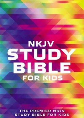 Tommy Nelson NKJV Study Bible for Kids