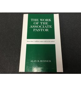 Judson Press The Work of the Associate Pastor