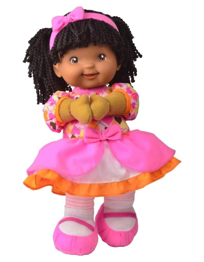 Baby's First Baby's First Hannah Prayer Doll - African American
