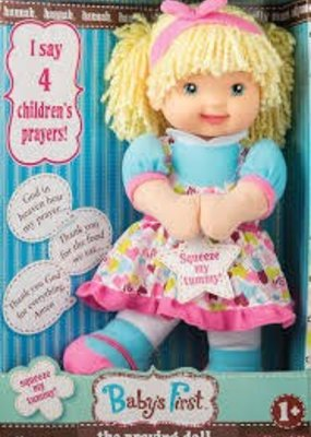 Baby's First Hannah The Praying Doll