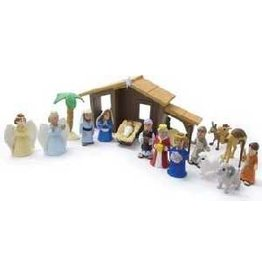 Cactus Game Design Tales of Glory Nativity Playset