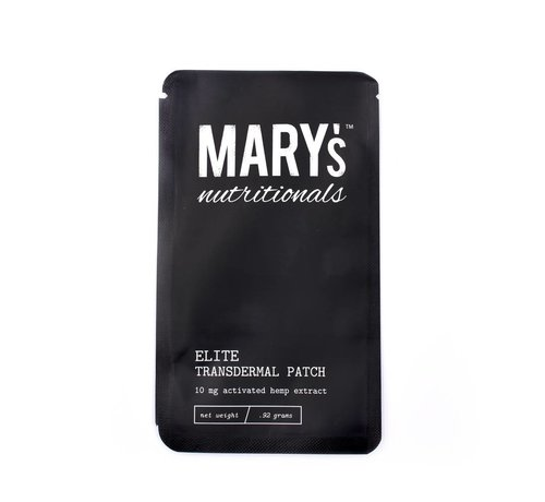 Marys Nutritionals Mary's Nutritionals - Elite Patch - 10 mg