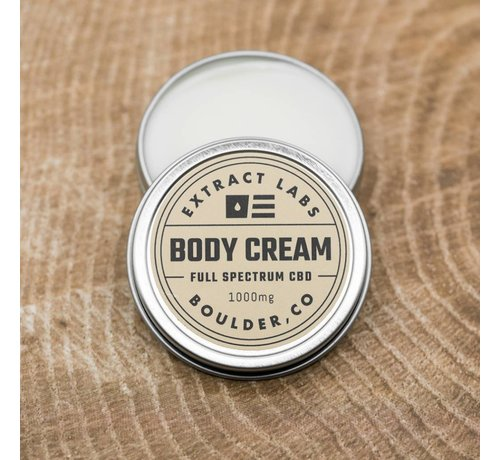 Extract Labs Extract Labs Body Cream 1000 mg