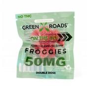 Green Roads World Green Roads On The Go Froggies - 50 mg