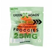 Green Roads World Green Roads On The Go Froggies - 25 mg