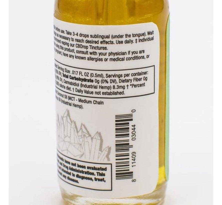 CBDistillery 250mg Oil