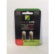Zakah Life Zakah Life 25mg Capsules - 2 Pack