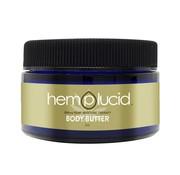 Hemplucid Hemplucid Body Butter 500 mg - 2 oz