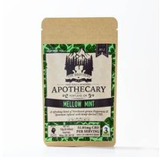 The Apothecary Apothecary CBD Tea 3pk - Mellow Mint