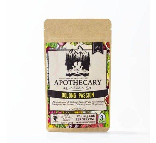 The Apothecary Apothecary CBD Tea 3pk - Oolong Passion