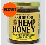 Colorado Hemp Honey Co Hemp Honey Raw 6 oz - 1000 mg