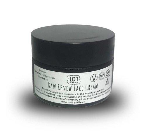 101 CBD 101 CBD Raw Renew Skin Treatment - 500 mg