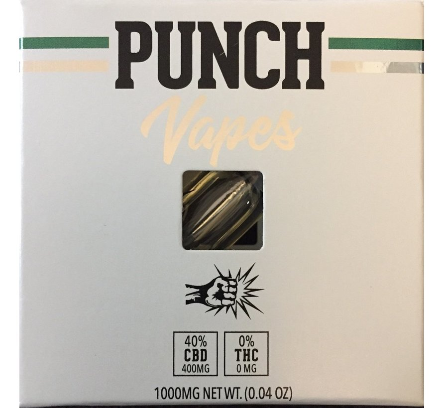 Punch Extracts 400mg Cartridge - Strawberry Lemonade