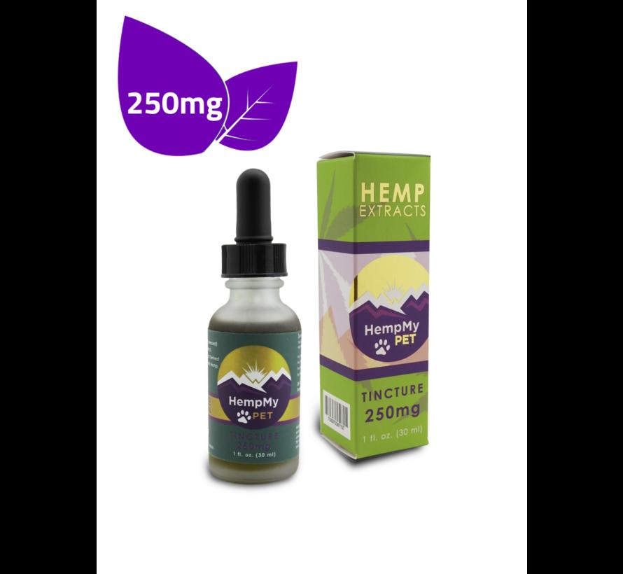 Hemp My Pet 250mg Oil