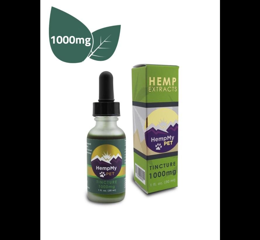Hemp My Pet 1000mg Oil