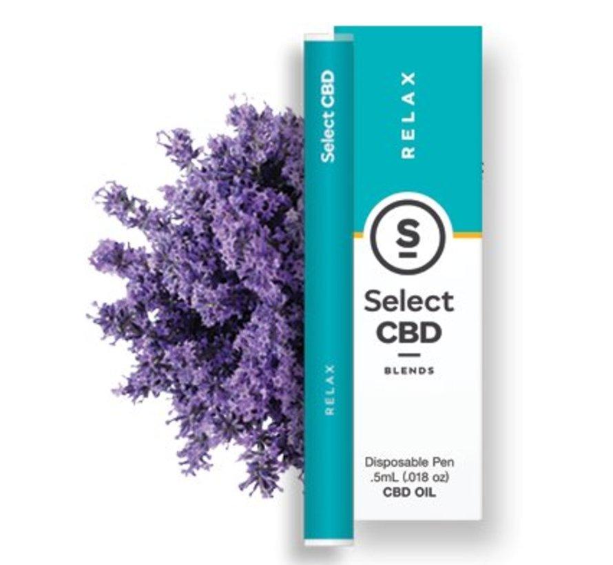 Select CBD Vape Pens - Lavender