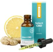Select CBD Select CBD 1000mg Drops - Lemon/Ginger