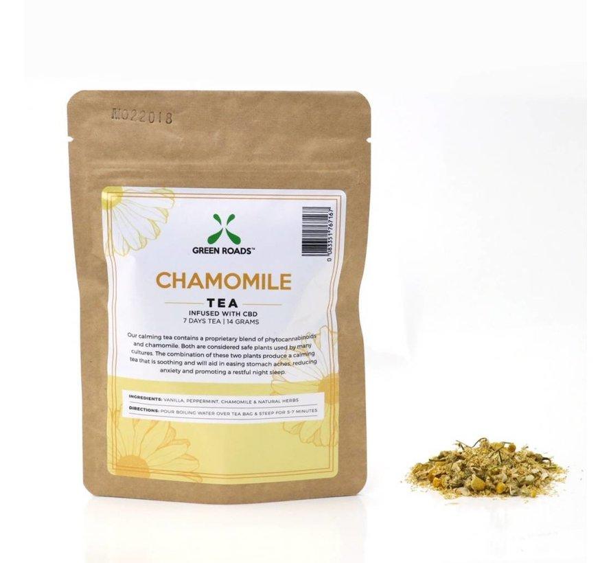Green Roads CBD Calming Tea - 8 mg CBD