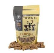 Treatibles Treatibles Pumpkin Dog Biscuit - Large