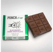 Punch Edibles Punch C-90 mg Bars - Blackberry Dark Chocolate