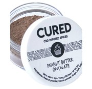 Cured Nutrition Cured CBD 100mg Spice - Peanut Butter Chocolate