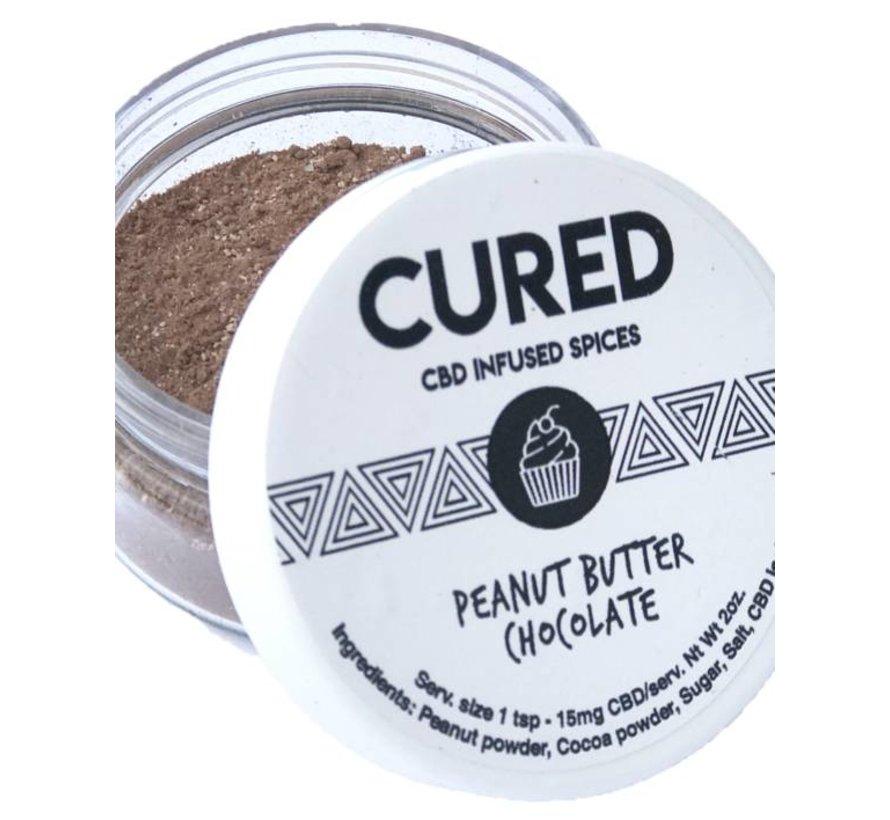 Cured CBD 100mg Spice - Peanut Butter Chocolate