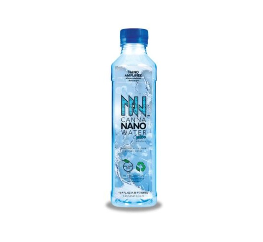 CannaNano CBD Water Plus