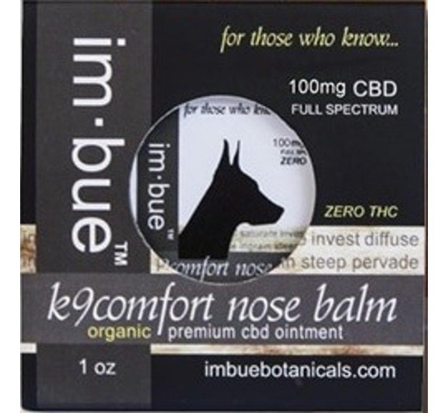 Im-Bue K9 Comfort Nose Balm