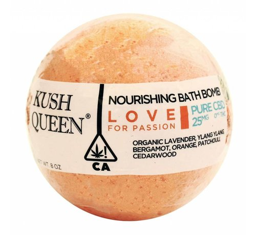 Kush Queen Kush Queen Love CBD Bath Bomb