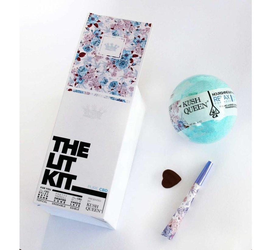 Kush Queen CBD Lit Kit