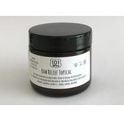 101 CBD 101 CBD Raw Relief Topical 250mg - 1.5 oz