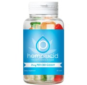 Hemplucid Hemplucid 750mg Gummy Bears - 30 count