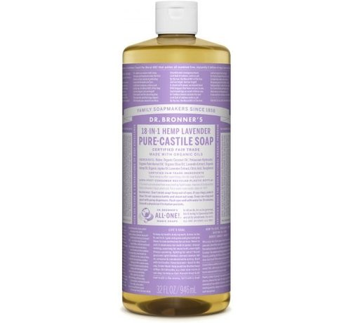 Dr. Bronner's Dr. Bronner's 32oz Soap - Lavender