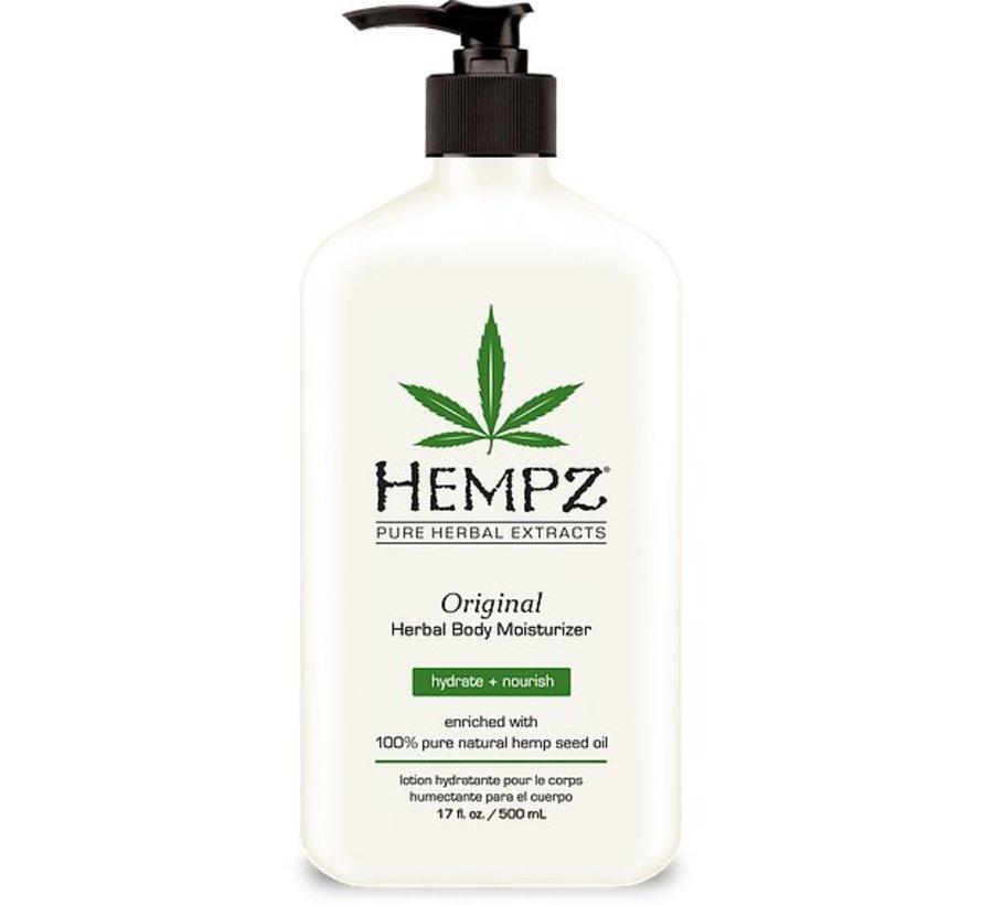 Hempz Herbal Body Moisturizer - Original
