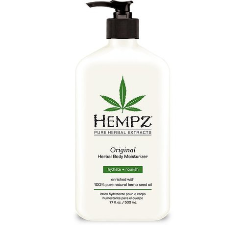 Hempz Herbal Original Body Lotion - 6 oz