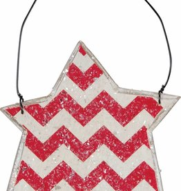 Ornament - Chevron Star
