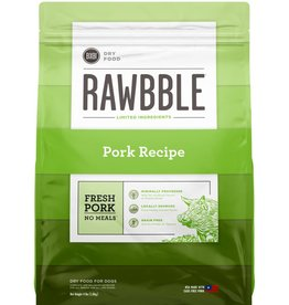 Bixbi RAWBBLE DOG PORK 4LB