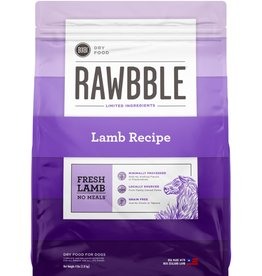 Bixbi RAWBBLE DOG LAMB 24LB
