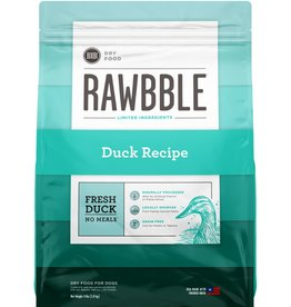 Bixbi RAWBBLE DOG DUCK 24LB